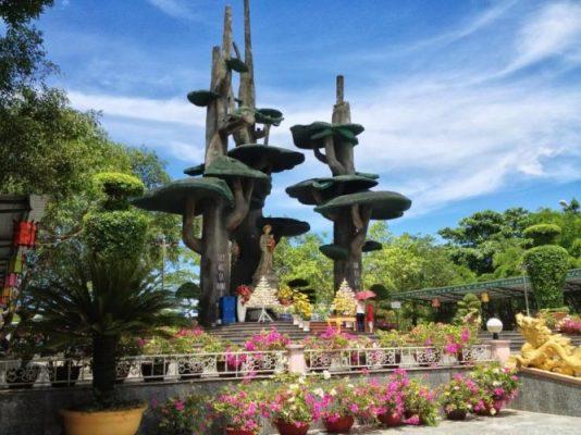 Tour du-lịch-trọn-gói Huế tham quan động-Phong-Nha 1 ngày giá rẻ
