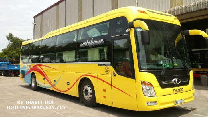 Xe đi thị trấn Lăng Cô - Phú-Lộc từ Huế