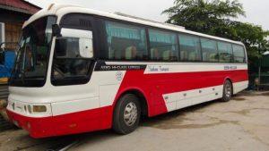 Xe đi Salavan - Lào từ Huế - Thừa Thiên Huế