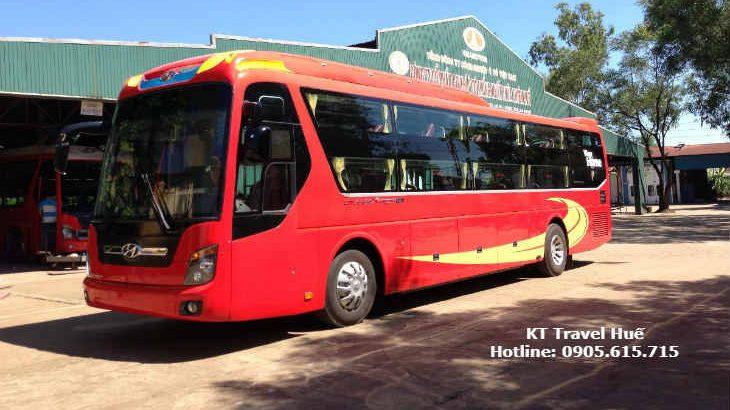 Xe từ Huế đi Nam Định