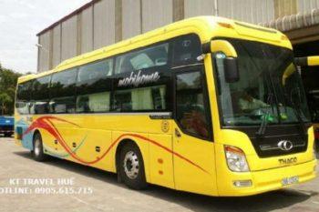 Vé xe từ Huế đi Hạ Long