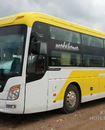 Vé xe từ Huế đi Hà Nội