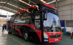 Xe từ Nước Ngầm - Hà Nội đi Huế