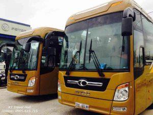 Xe từ Mỹ Đình - Hà Nội đi Huế - Thừa-Thiên-Huế